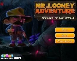 Приключения мистера Луни