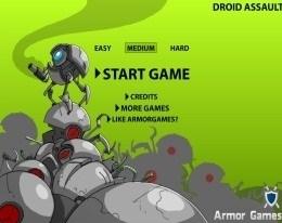 Нападение дроидов