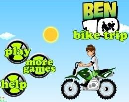 Бен 10 - Езда по горам