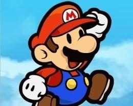 Попрыгун Марио
