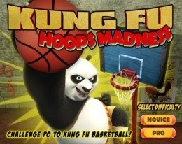 Панда баскетболист