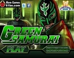 Приключения зеленого самурая