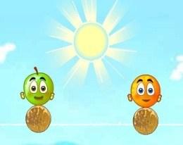 Защити фрукты