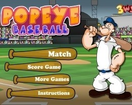 Бейсбол вместе с Папаем