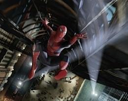 Пазлы с Человеком-пауком