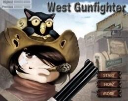 Крутой стрелок на Диком Западе