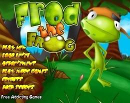 Лягушонок Фред