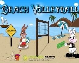 Волейбол на пляже