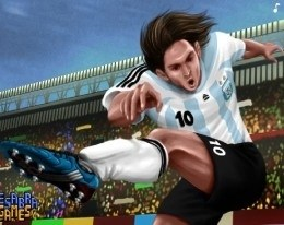 Эпический футбол