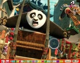 Кунг-фу Панда - скрытые числа