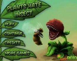 Растения против насекомых