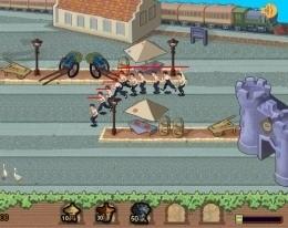 Оборона крепости - Башенный союз
