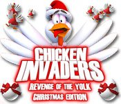 Chicken Invaders the first