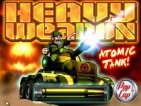 Heavy Weapon Deluxe: Atomic Tank