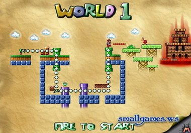Mario Forever (by Buziol Games)