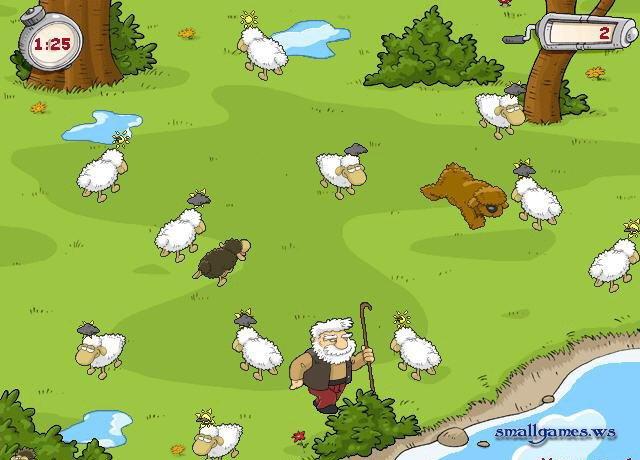 Секс с овечками игра он лайн