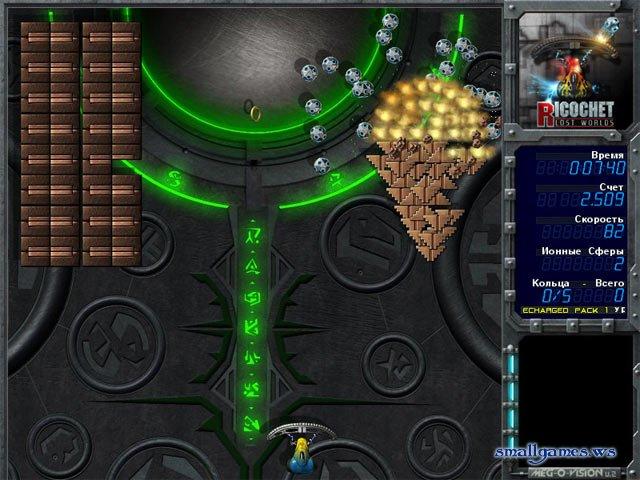 игра рикошет скачать бесплатно на компьютер - фото 11