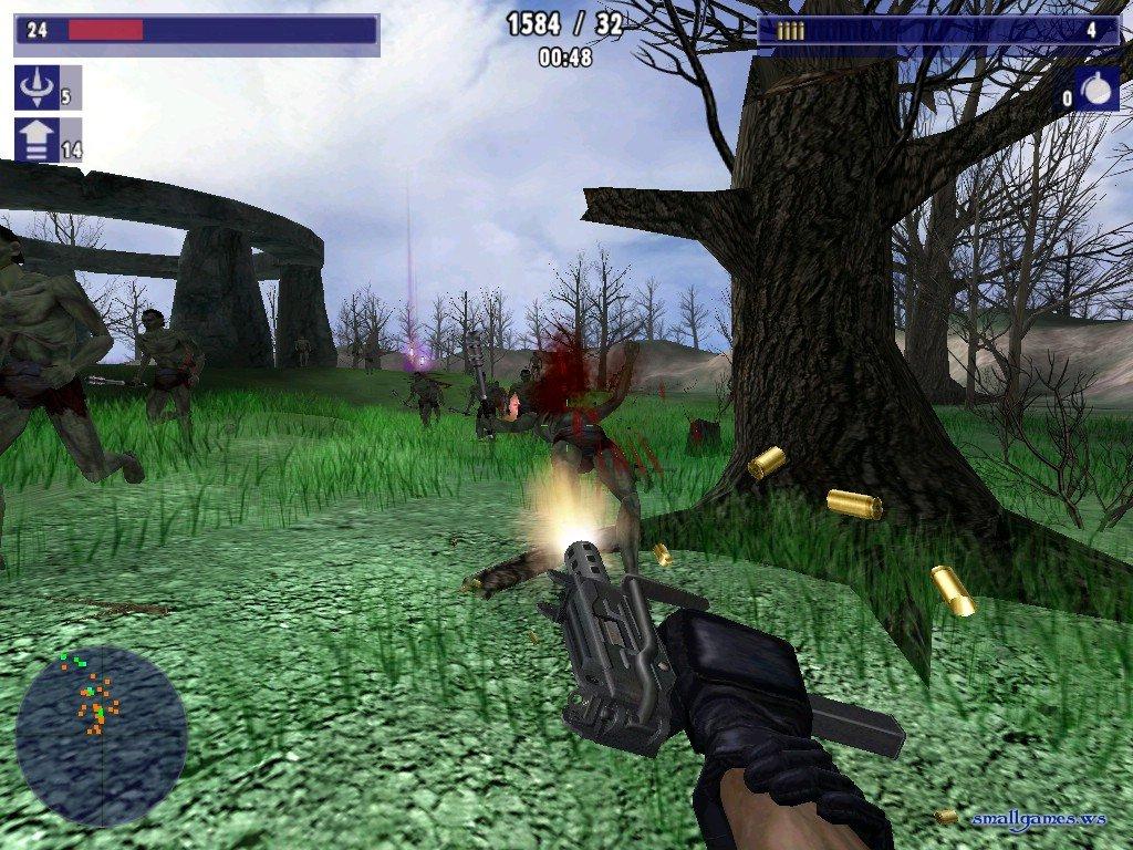 скачать игру Deadhunt - фото 11