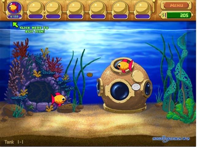 игра аквариум скачать бесплатно