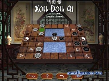 Китайские шахматы (Xou Dou Qi)
