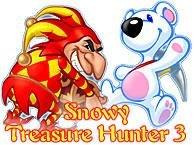 Снежок. Охотник за сокровищами 3
