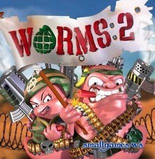 Worms 2 Portable. Русская версия.
