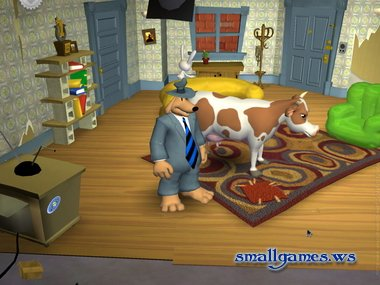 Sam and Max Episode 2 : Situation Comedy