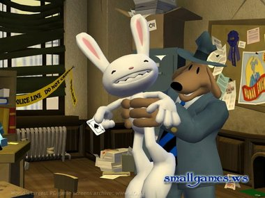 Sam and Max Episode 3: The Mole, The Mob And The Meatball