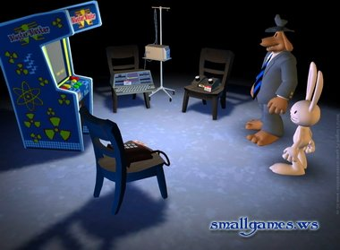 Sam and Max Episode 5: Reality 2.0