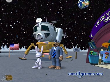 Sam and Max Episode 6: Bright Side Of The Moon
