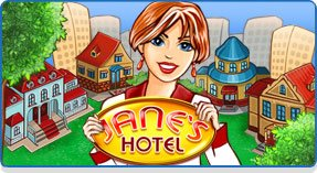 Jane's Hotel 2 Family Hero
