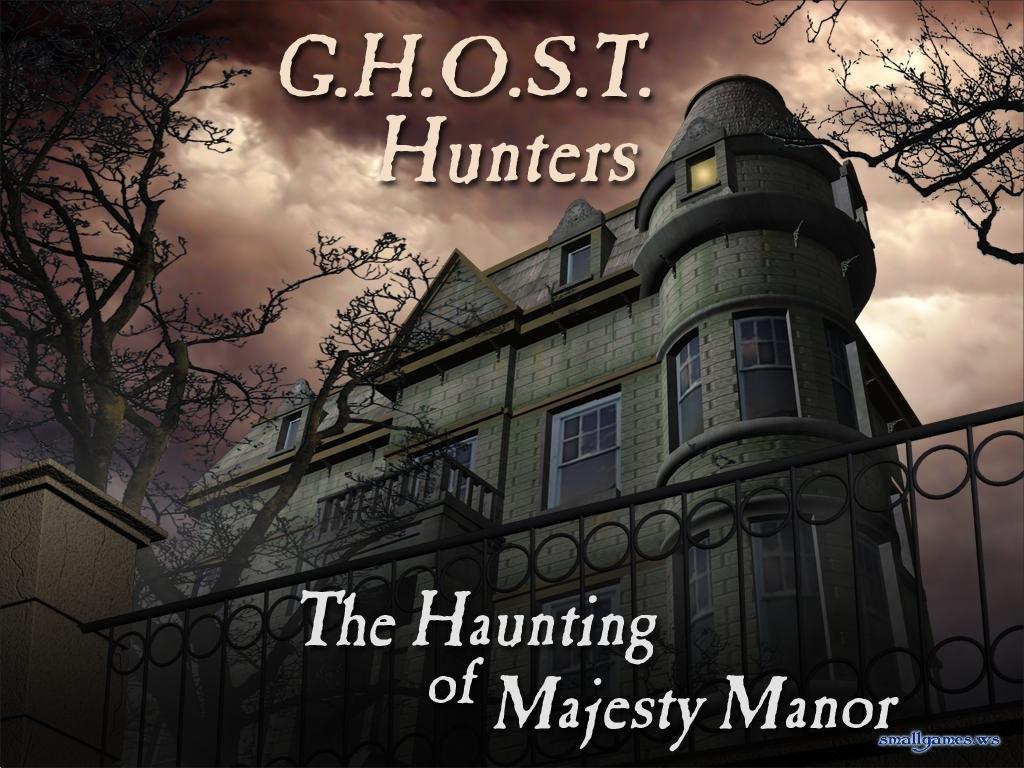 Охотники за привидениями. Призраки в поместье Мажести (PC/RUS