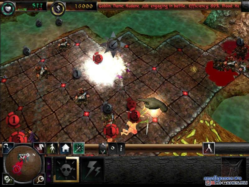 Dungeon keeper 2 download home.