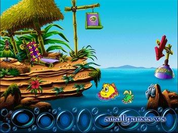 Рыбка Фредди 3