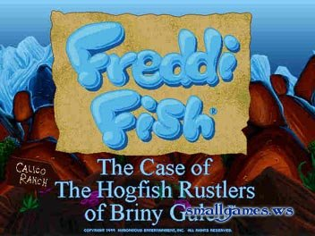 Рыбка Фредди 4