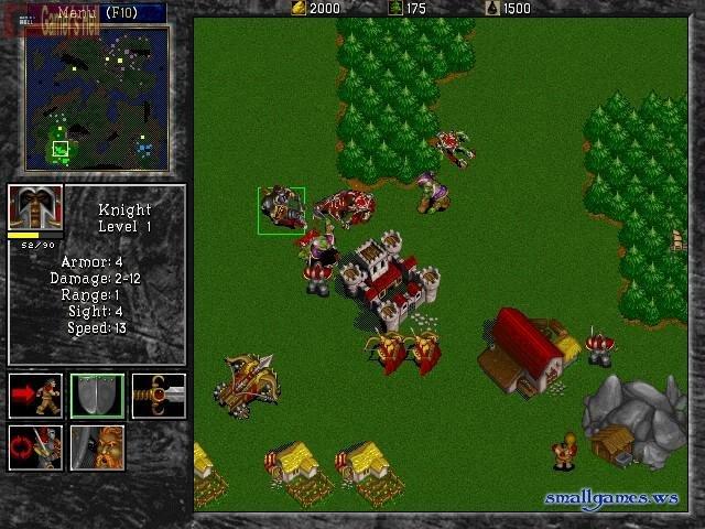 скачать игру варкрафт 1 через торрент бесплатно на компьютер