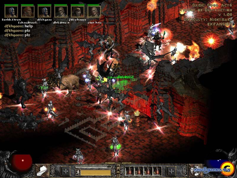 Diablo 2 lord of destruction + гроздья гнева (2001) pc rpg/mmorg.