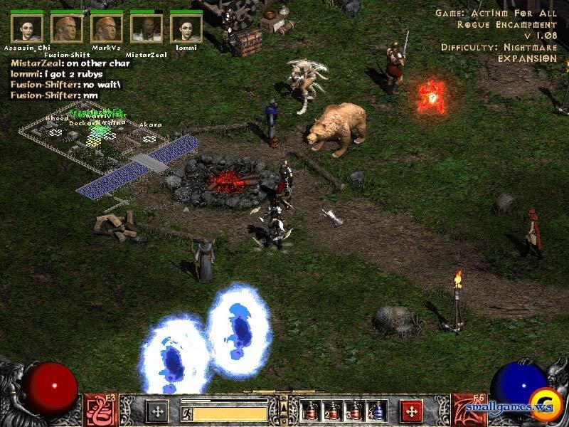 Diablo 2 оригинал скачать торрент - фото 9