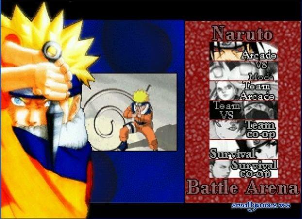 Naruto battle arena 2 скачать полную версию.