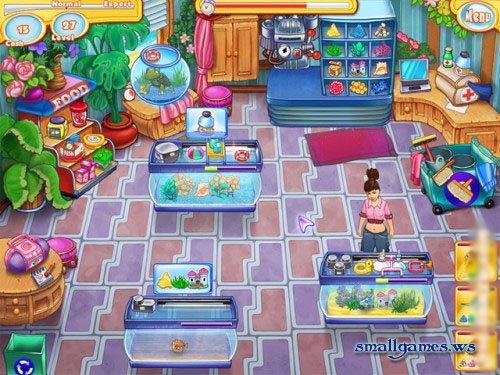 Jennys Fish Shop / Рыбки