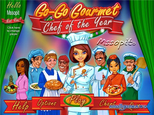 Go Go Gourmet 2 : Chef of the Year