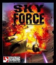 Sky Force v1.22c для Symbian 9.x S60