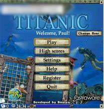 Hidden Expedition: Titanic v1.0