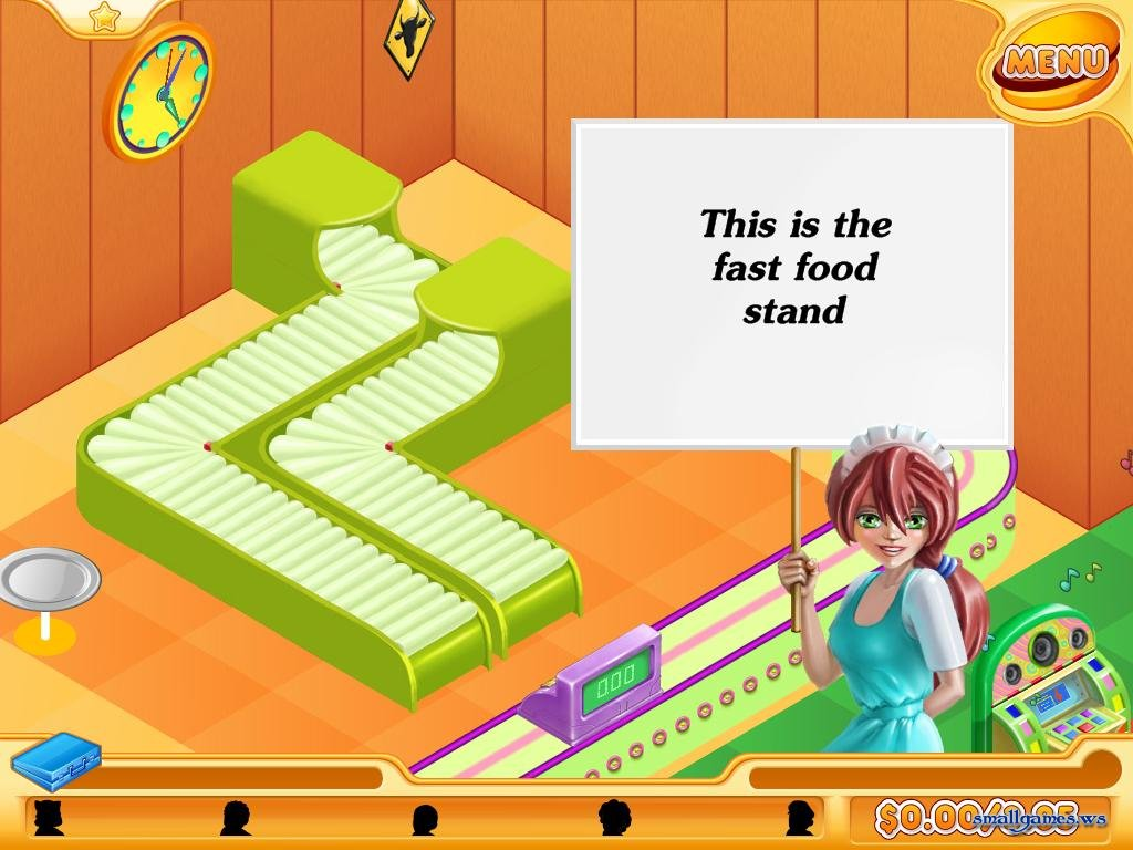 игра алавар бургер