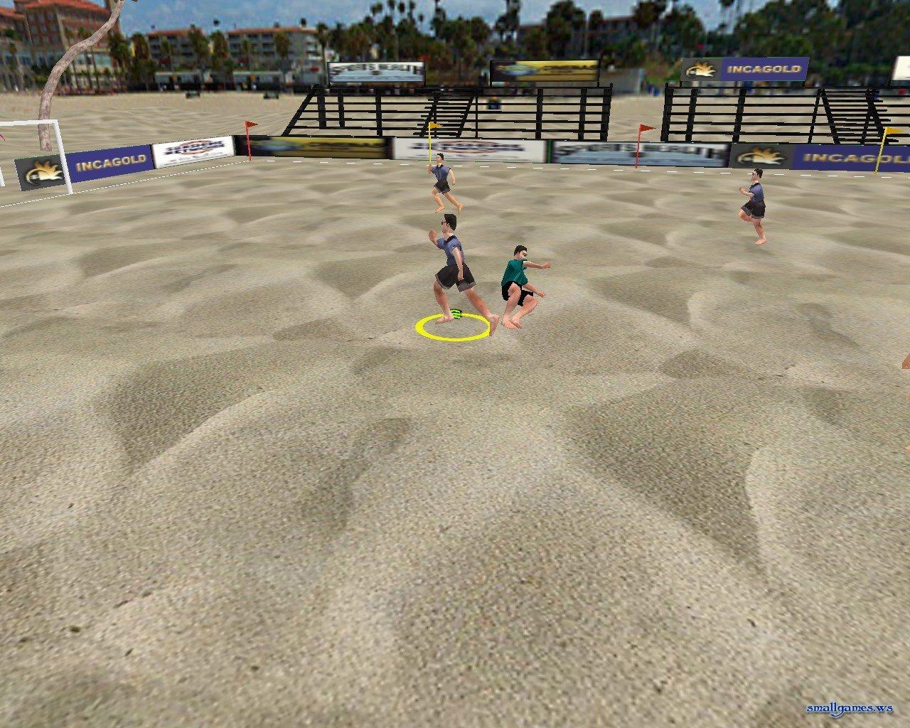 Пляжный футбол игра на компьютер скачать торрент