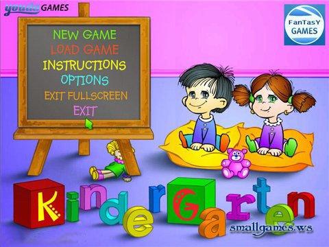 KinderGarten / Детский сад