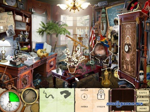 Бюро кладоискателей - Treasure Masters
