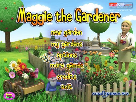 Maggie the Gardener