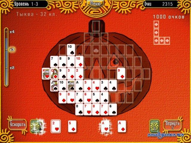 Игру Логический Пасьянс