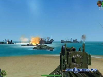 Операция Блокада или Бункер